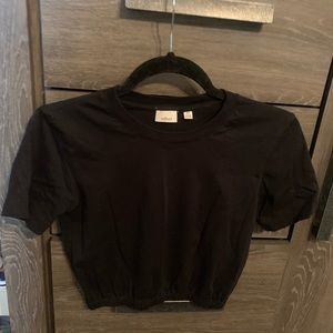 Wilfred cropped tee